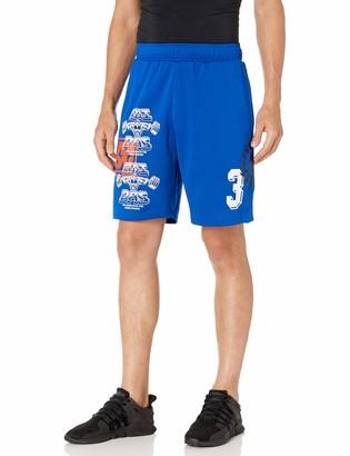 adidas Men's Skate Print Shorts