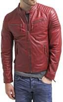 London Craze LondonCraze Men's Leather Jacket 300 XS