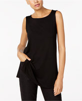 Eileen Fisher Stretch Jersey Tunic