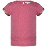 Burberry BurberryBaby Girls Pink Melange Mini Gisselle Top