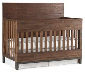 ED Ellen Degeneres Greystone 4-in-1 Convertible Crib Color: Hewn Brown