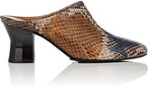The Row Women's Adela Python Mules