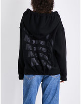 KENDALL + KYLIE KENDALL & KYLIE Move On oversized cotton hoody