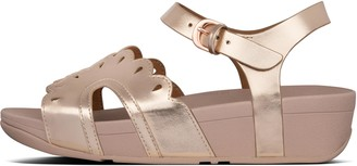 FitFlop Esther Floret Back-Strap Sandals