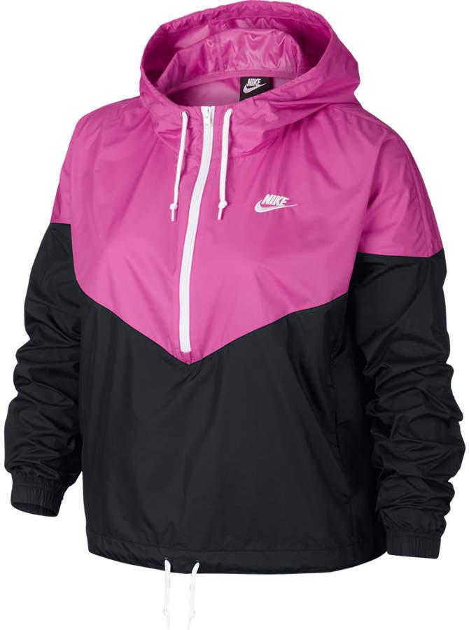 a837b17db Nike Half Zip Jacket - ShopStyle
