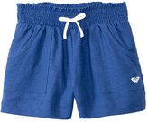 Roxy Girls' Beach Comber Linen Shorts (7yrs16yrs) - 8136302
