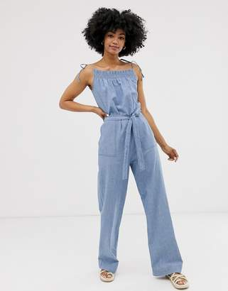 MiH Jeans all in one dungarees-Blue
