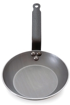 "Mauviel 9.5"" M'steel Round Frying Pan"