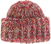 Federica Moretti chunky knit hat - women - Acrylic/Wool - One Size