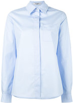 Lanvin patch pocket shirt - women - Cotton - 44