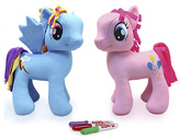 My Little Pony Scribble Me Large 30cm Soft Toy Assortment