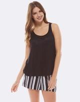 Deshabille Milliner Short Black/White
