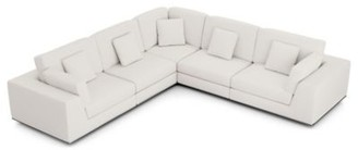Modloft Perry 2 Arm Corner Sofa
