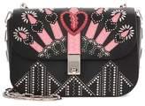 Valentino Loveblade leather shoulder bag
