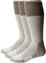 Thorlos Hunting Warm Weather 3-Pair Pack Crew Cut Socks Shoes