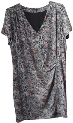 Ikks Black Glitter Dress for Women