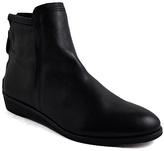 Gee WaWa Black Asia Leather Boot