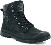 Thumbnail for your product : Palladium Pampa Cuff Lux Waterproof Lace-Up Boot