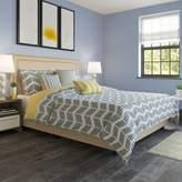 Zipcode Design Charlie Upholstered Panel Bed