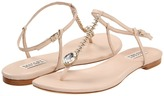 Badgley Mischka Genevie (Vanilla Leather) - Footwear