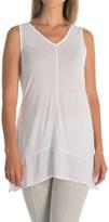 XCVI Arani Shirt - V-Neck, Sleeveless (For Women)