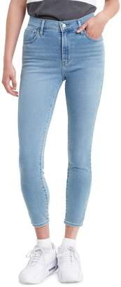 Levi's 720 High-Rise Indie Disco Cropped Jeans