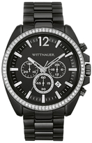Wittnauer Ionic-Plated Chronograph Watch, 44mm