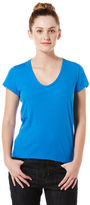 Original Penguin Solid Scoop Neck Tee