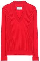 Maison Margiela Knitted wool sweater