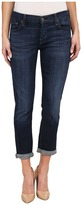 7 For All Mankind Josefina in Royal Broken Twill Women's Jeans