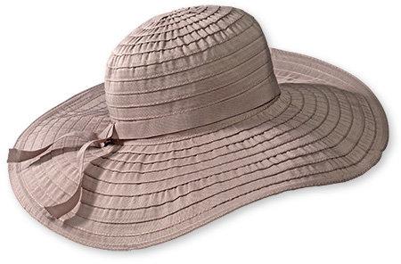 Coldwater Creek Ribbon hat