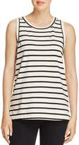 Current/Elliott The Muscle Striped Tank