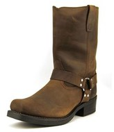 Durango Head West Square Toe Leather Western Boot.