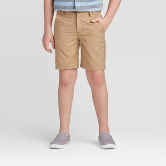 Cat & Jack Boys' Quick Dry Chino Shorts - Cat & JackͲ