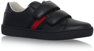 Gucci Kids New Ace Vl Sneakers