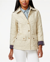 Barbour Summer Beadnell Quilted Coat