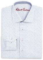 Robert Graham Boys' Graph & Dot Dress Shirt - Big Kid
