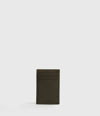 AllSaints Darcy Leather Card Case