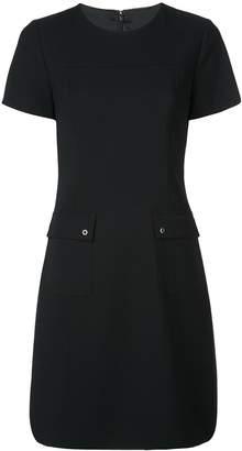 Elie Tahari Jaelyn short-sleeved dress
