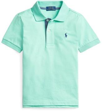 Ralph Lauren Kids Striped Polo Pony Polo Shirt (6-14 Years)