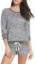 Honeydew Intimates Women's Burnout Lounge Sweatshirt