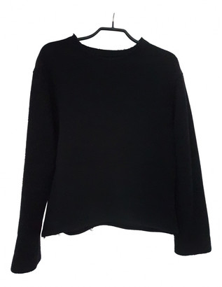 Simon Miller Black Cotton Knitwear