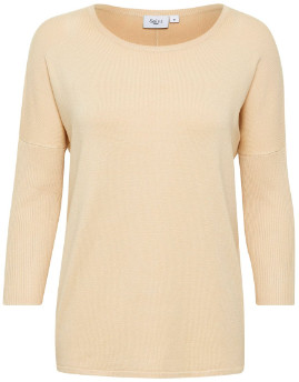 Saint Tropez Mila Sweater Cream - XS