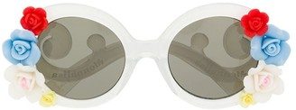 MonnaLisa Flower Sunglasses