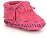 Minnetonka Riley Girls' Booties