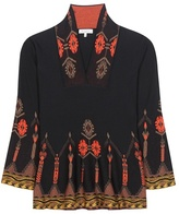 Etro Knitted-jacquard Top