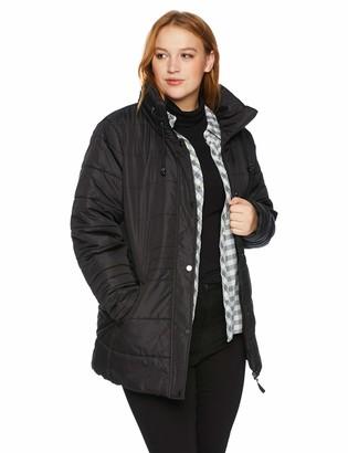Junarose Women's Plus Size Frani Long Sleeve Jacket