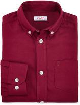 Izod Long-Sleeve Herringbone Shirt - Boys 8-20