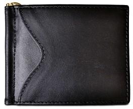 Royce New York Leather Rfid-Blocking Money Clip Wallet