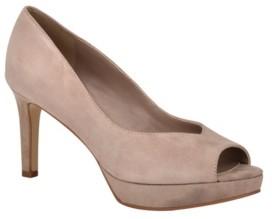 Bandolino Brayden Women's Peep Toe Platform Pump Women's Shoes